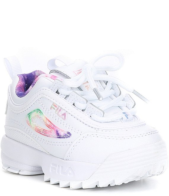 fila girl shoes