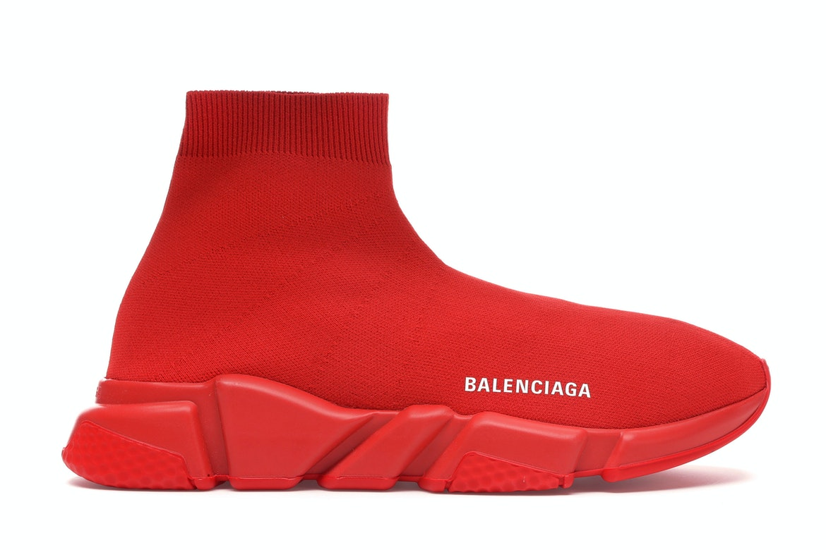 red balenciaga